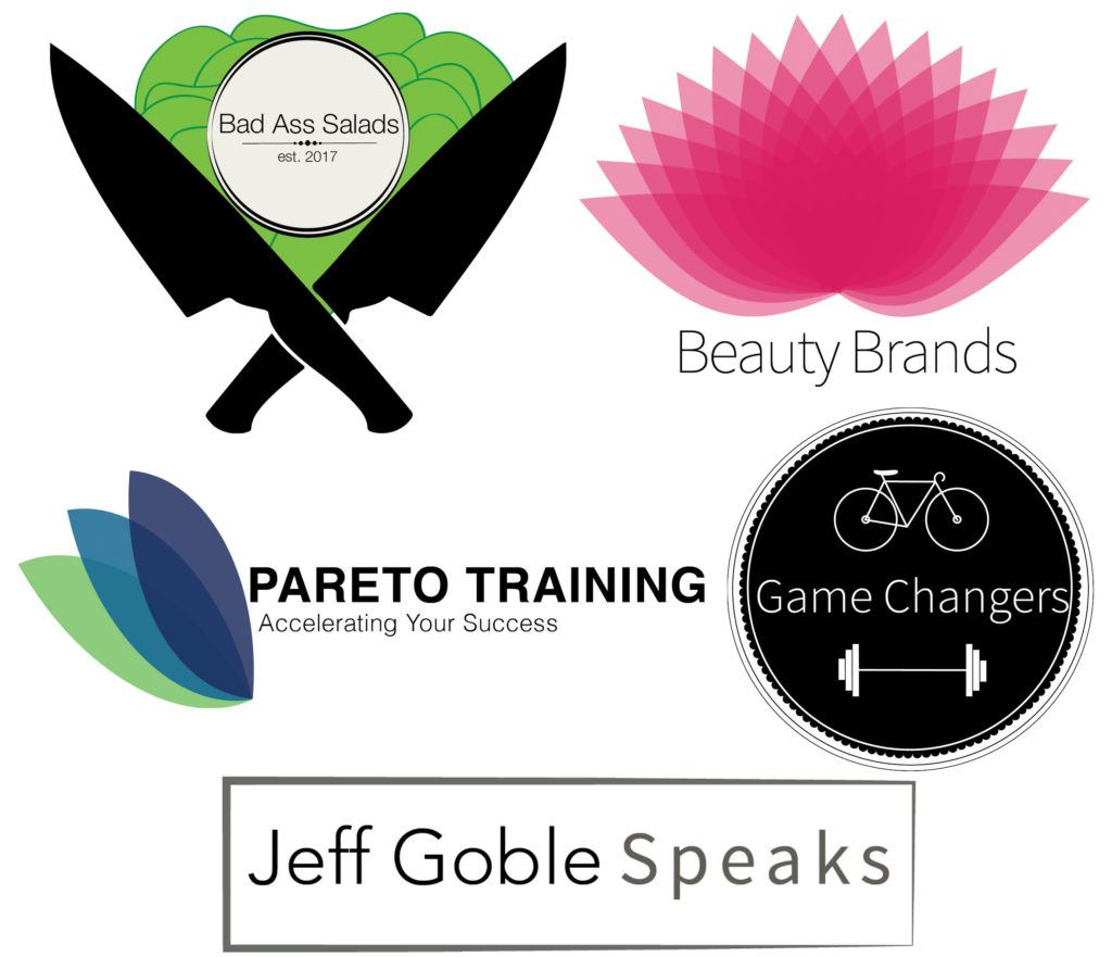 Logos Created for Freelance Clients
